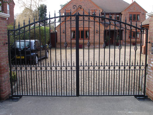Automated Iron Gate